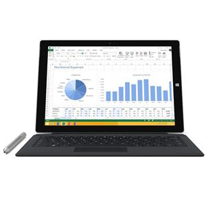 Microsoft Surface Pro3 Core i5 4GB 128GB with Keyboard Stock Tablet